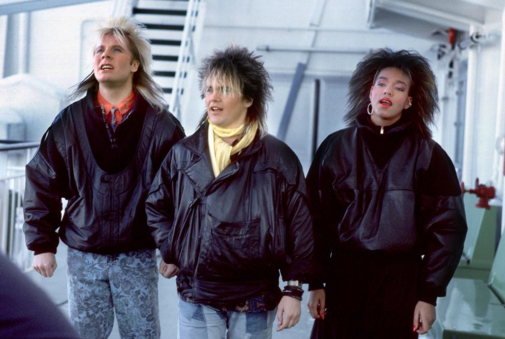 Melodifestivalen 1986. Style deltog med låten Dover-Calais