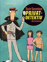 Ture Sventon, privatdetektiv